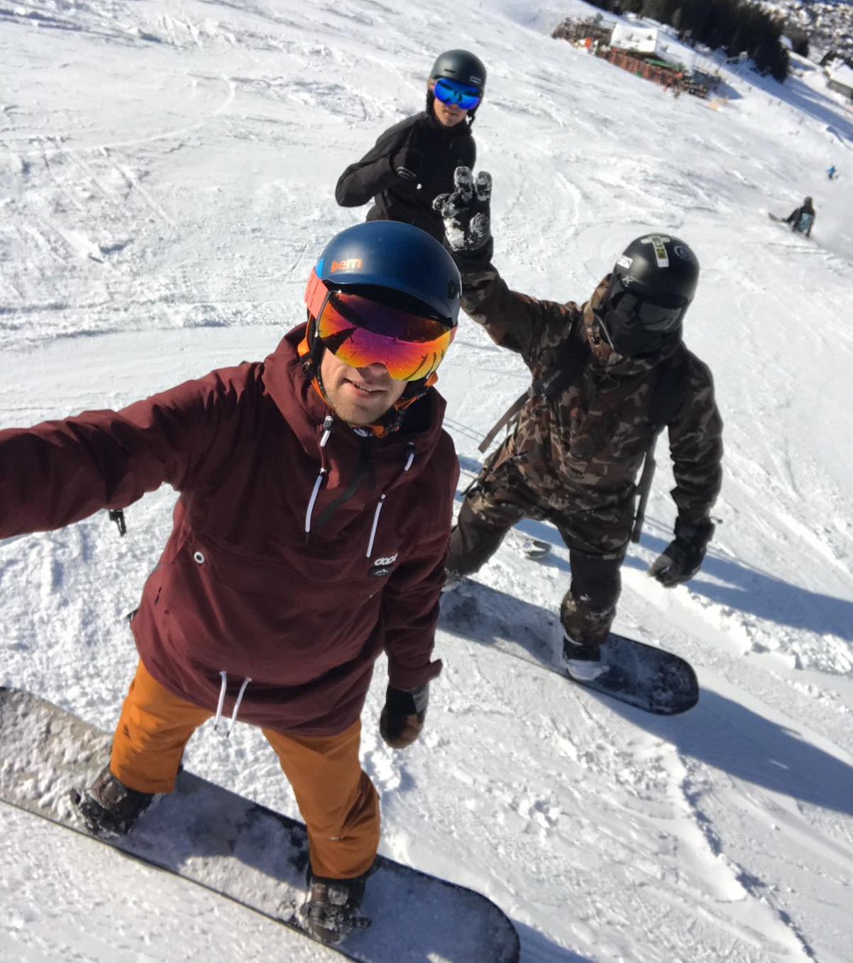 Accountmanager Wouter op wintersport-1