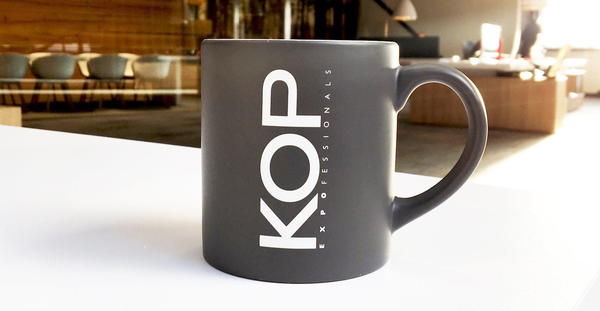 KOP expo mug