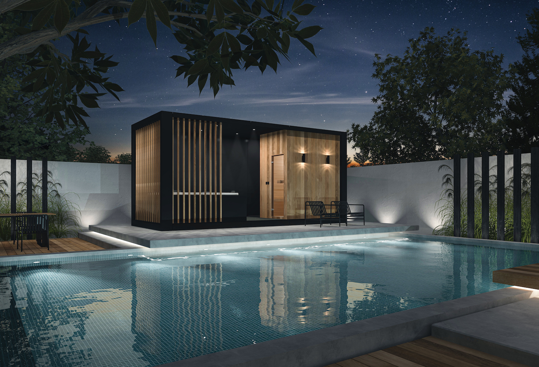 20ft Wellness - Architectuur tuin 0