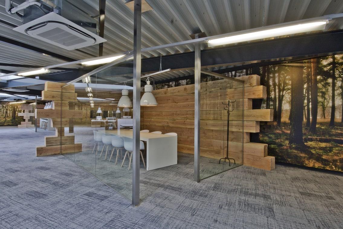 Projectinrichting kantoor KOPexpo