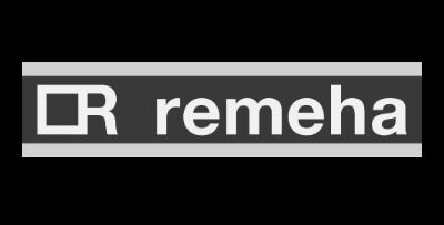 Remeha logo lichtgrijs def