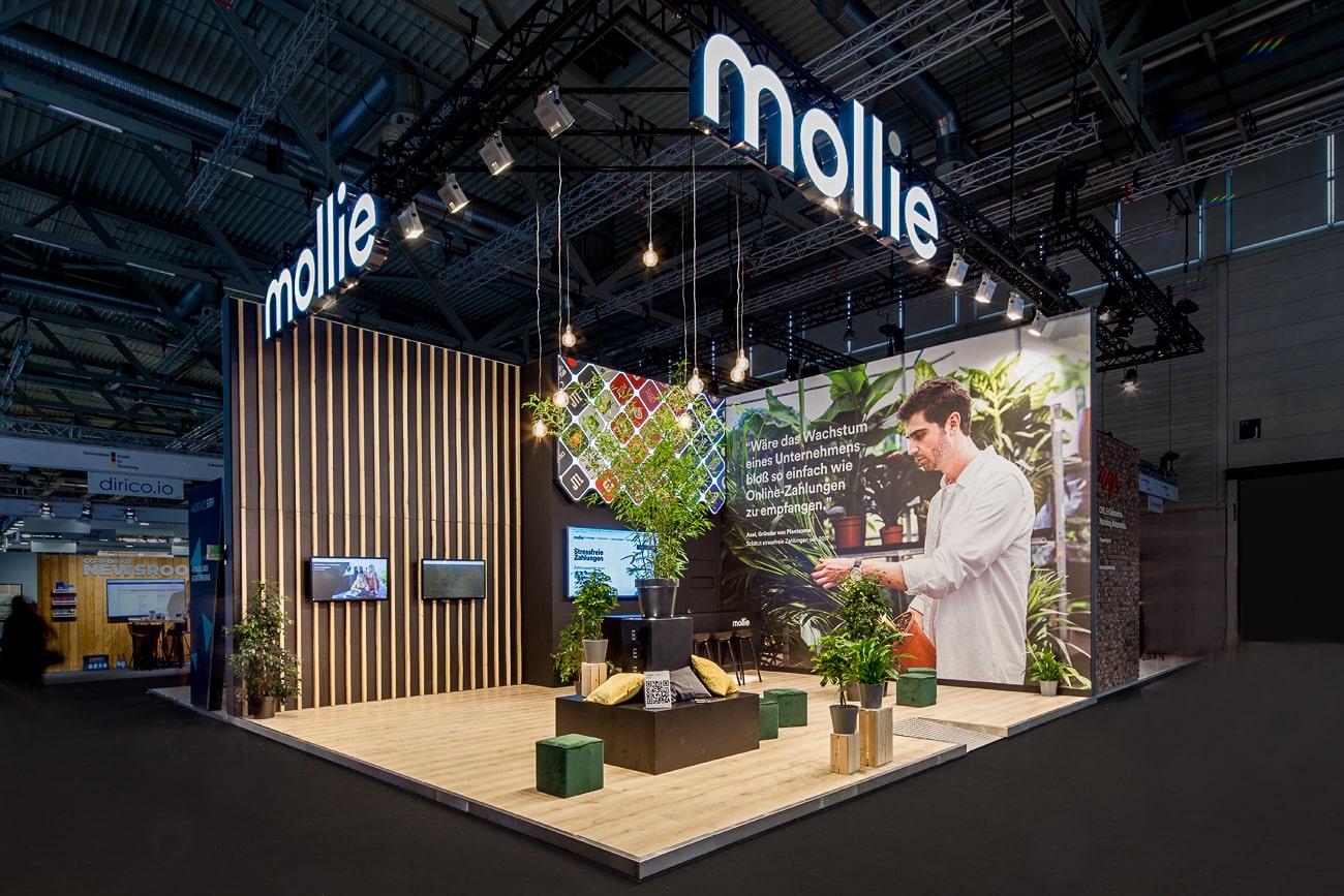 Mollie - DMEXCO 2019 - Keulen - Standbouw - KOPexpo - 1