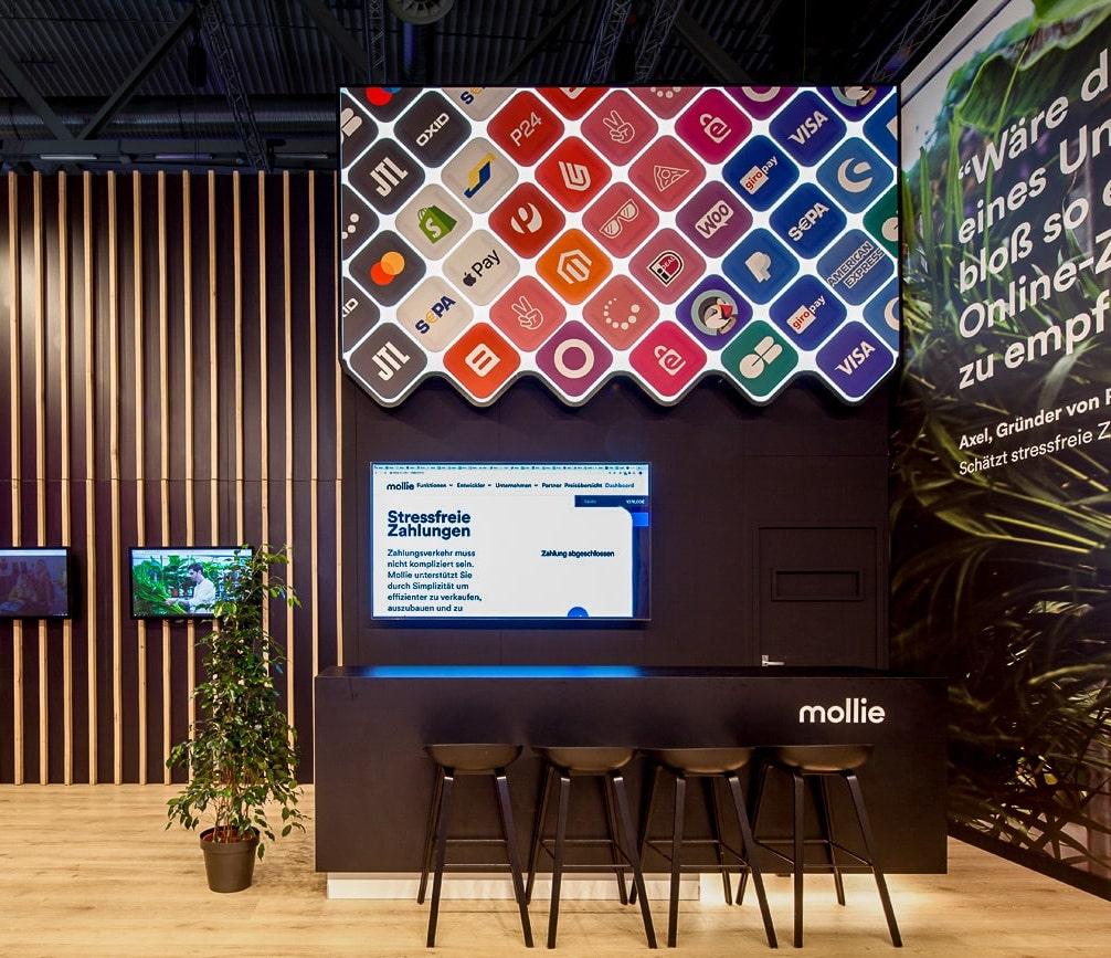 Mollie - DMEXCO 2019 - Keulen - Standbouw - KOPexpo - 2 kopie