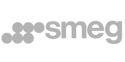 Smeg logo lichtgrijs