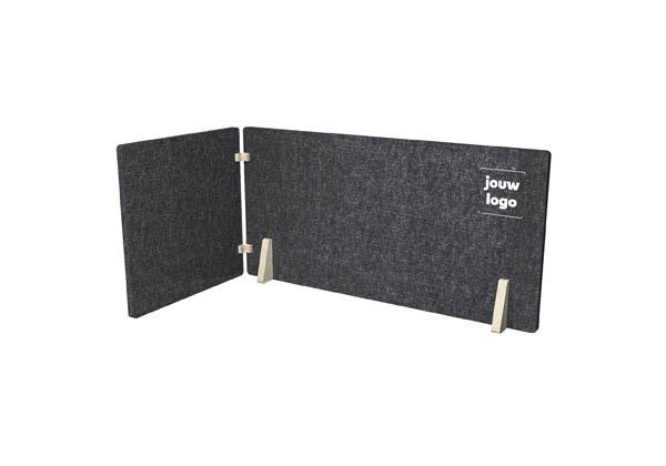 Workhub Acoustic Desk Corner - 120 - #xx0