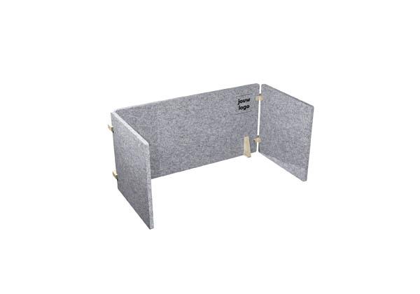 Workhub Acoustic Desk U - 120 - #xx2
