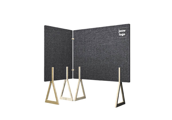Workhub Acoustic Wall Landscape Corner - #xx0